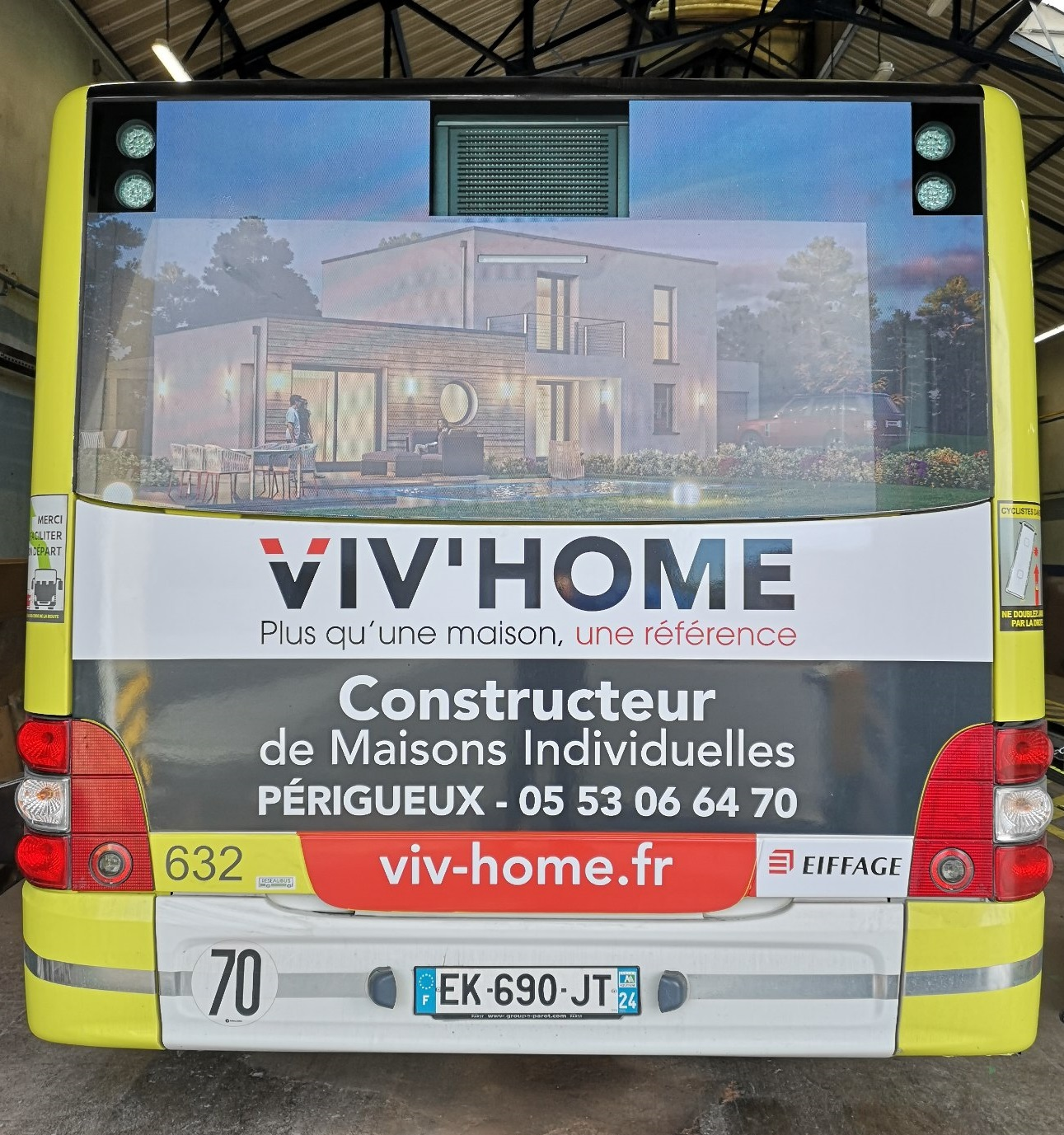 Vivhome Covering perigueux